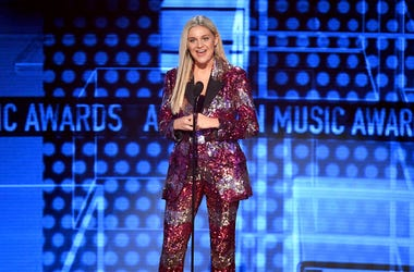 Kelsea Ballerini at the 2019 American Music Awards