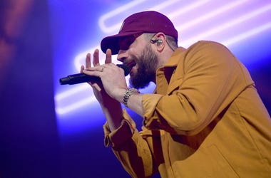 Sam Hunt Performs at Stars And Strings 2019