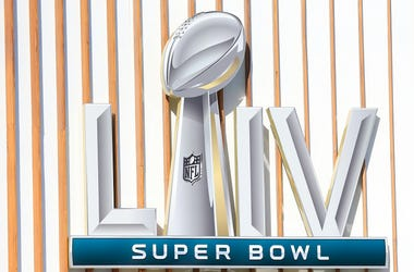 Super Bowl LIV Logo