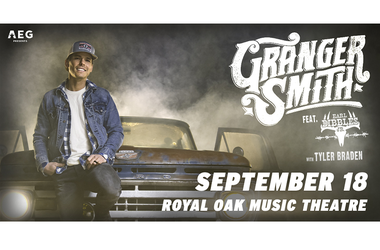 Granger Smith Rescheduled
