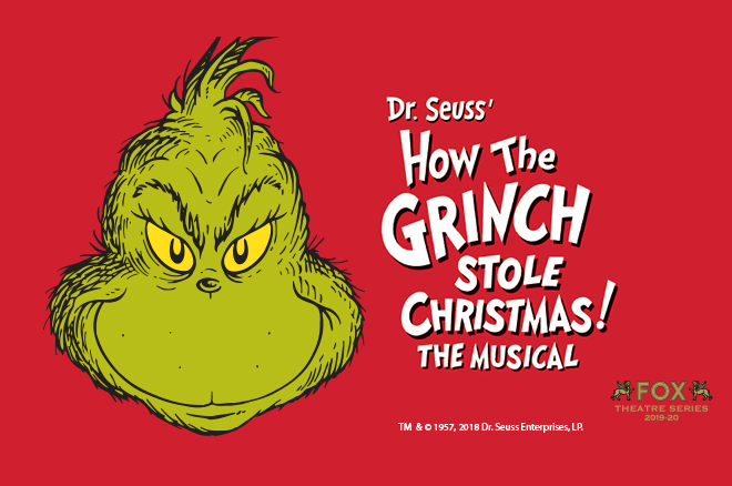 Dr Seuss How The Grinch Stole Christmas The Musical 99 5 Wycd