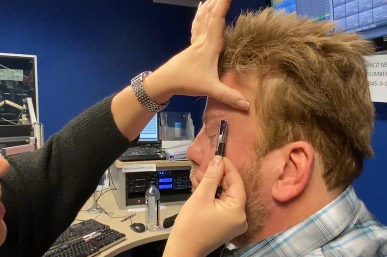 Chuck Edwards Fox Eye Challenge