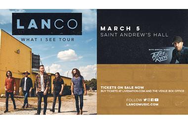 LANCO What I See Tour 2020