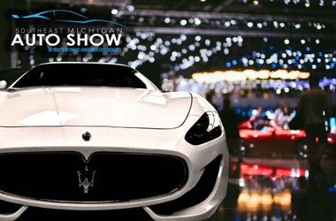Southeast Michigan Auto Show Rolls Into Novi
