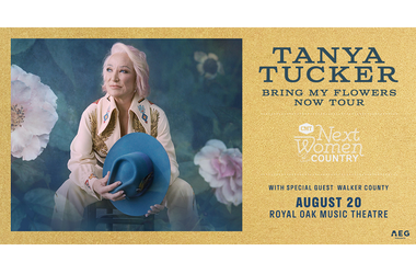 Tanya Tucker Rescheduled