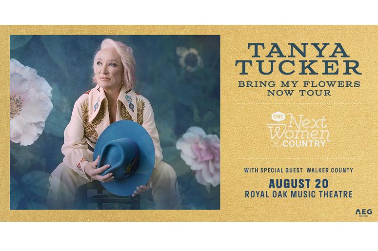 Tanya Tucker Rescheduled