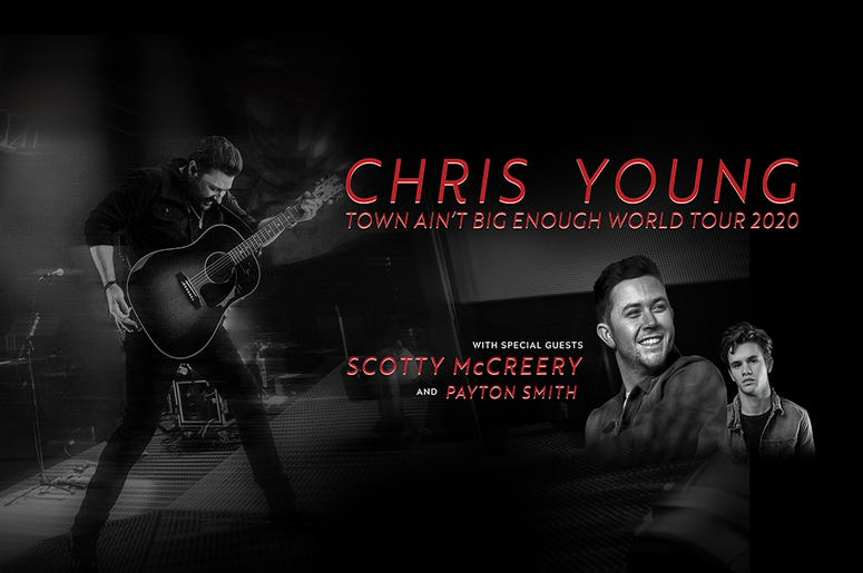 Chris Young Tour 2020