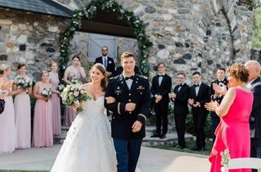 Castle Farms Giving Away a Wedding To Military Member Enter