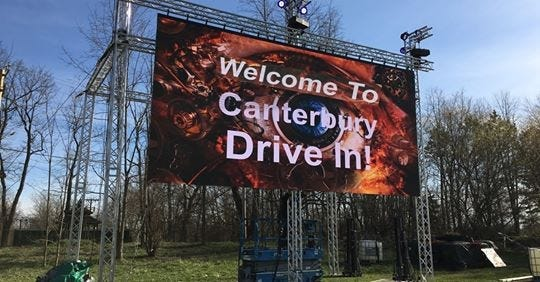 Drive In Theater Set To Open In Lake Orion On May 29 99 5 Wycd