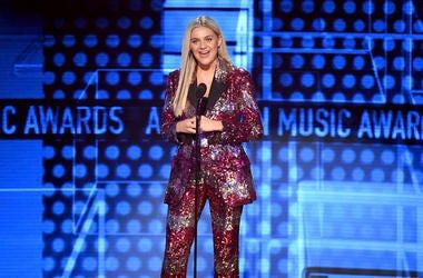 Kelsea Ballerini at the 2019 American Music Awards