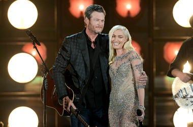 Blake Shelton and Gwen Stefani Perform at the 2016 Billboard Music Awards