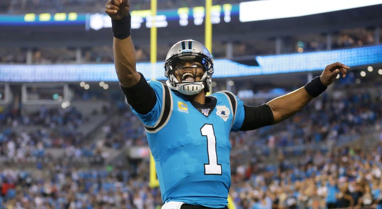 Cam Newton may be moving on from the Panthers.