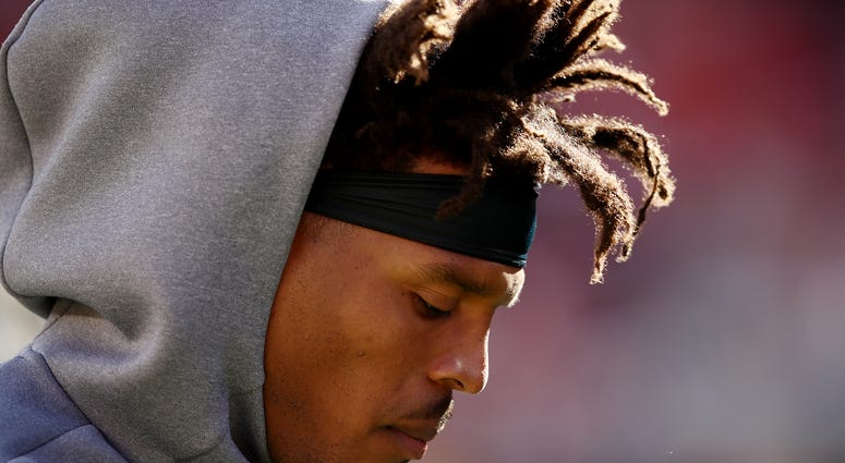 Cam Newton is expected to be cut by the Carolina Panthers today.