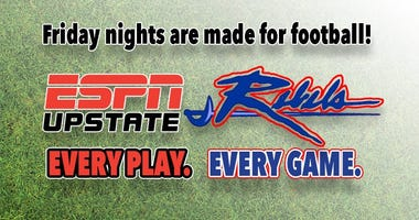 Byrnes Football on ESPN Upstate