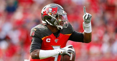 Jameis Winston is no stranger to of field problems