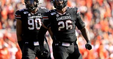 South Carolina opens campuses - is football season on?
