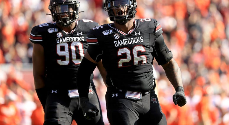 South Carolina opens campuses - is football season on?