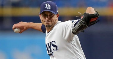 Charlie Morton agrees to 1-year deal with Atlanta Braves