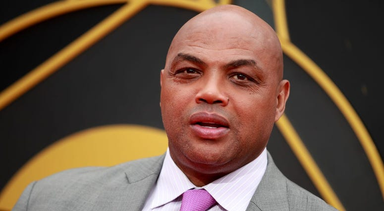 Charles Barkley: Athletes should jump vaccine line because they pay more in taxes