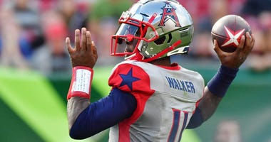 Carolina Panthers Reach Deal With XFL Star QB Walker
