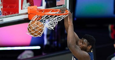 Somehow, Zion Williamson is the Pelicans' longest-tenured player