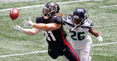 I'm Listening: Falcons' Hayden Hurst Recounts Isolation and Pain During College