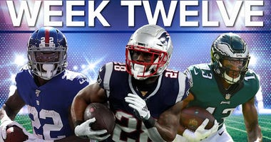 Fantasy football: Week 12 waiver wire, streamers and starts