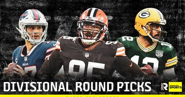 RADIO.COM Sports NFL Divisional Round expert picks