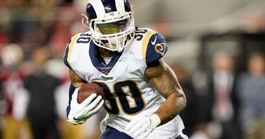 AP source: Falcons agree to 1-year deal with Todd Gurley