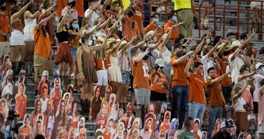 Conflict raging over 'The Eyes of Texas' school song