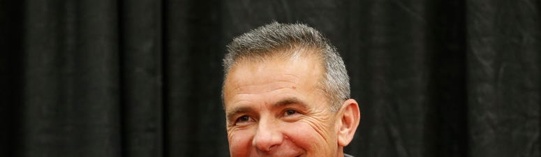 AP source: Urban Meyer nearing deal to coach Jaguars