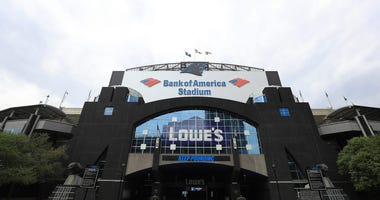 Panthers Launch Voting Initiative At Bank of America Stadium