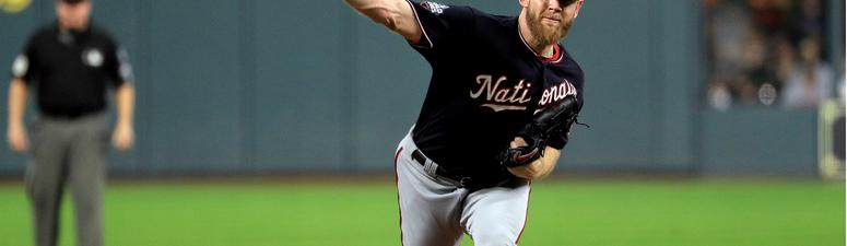 Stephen Strasburg Re-Signs With Nationals