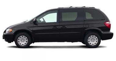 2005 Chrysler Town and Country Van