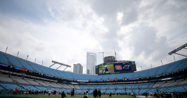 Bank of America Stadium, Charlotte NC