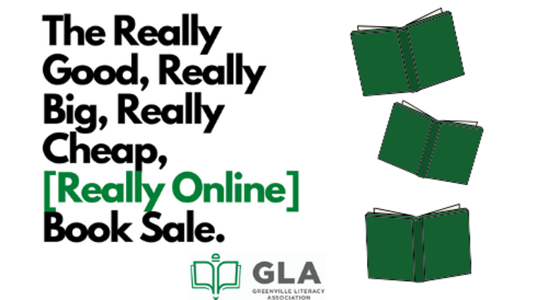 Book Sale Changes - GLA