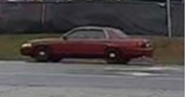 GCSO needing to identify occupants of the burgundy Ford Crown Vic involved in an attempted murder case Feb.10