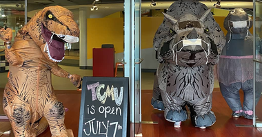 Children's Museum of the Upstate Reopening