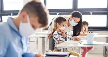 Greenville County School System Coronavirus Monitoring and Response