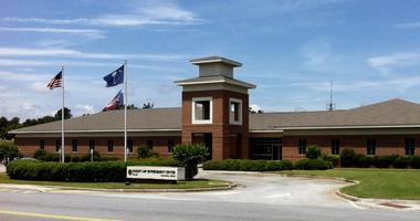 Easley Law Enforcement Center
