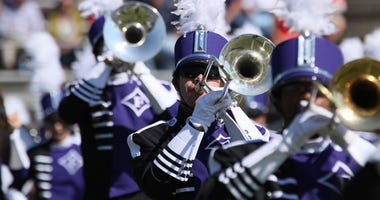 Furman marching band