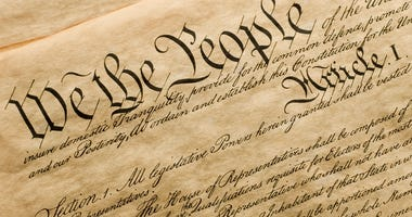 United States Constitution - Getty Images