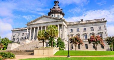 South Carolina State House, Columbia SC