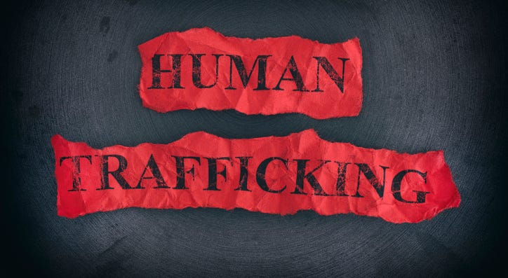 Simpsonville Groups Fight Human Trafficking