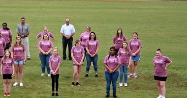 OCSO Girls Leadership Camp