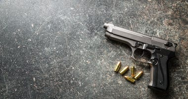 Handgun - Getty Images