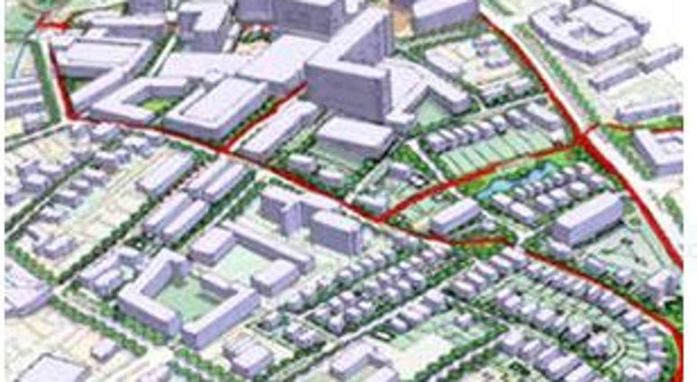 Haynie-Sirrine Neighborhood Master Plan