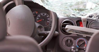 Head-On collision on S. Bennett Ridge Road results in Felony DUI arrest