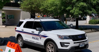 Greenville Police Department patrol vehicle - File Photo