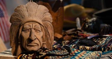 New Chief for Edisto Natchez-Kusso Tribe